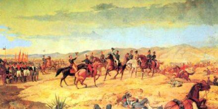 Alto Perú y el inició de la guerra civil que culminará con la independencia