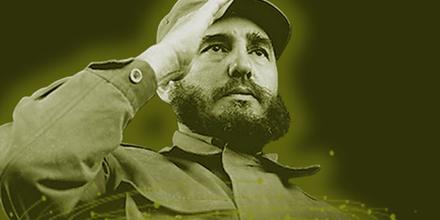 Fidel Castro: huracán revolucionario de América