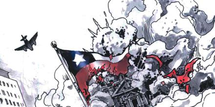 «Los años de Allende», la novela que revive la revolución de la Unidad Popular en clave gráfica